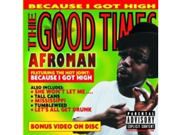 CD Afroman - The Good Times — Música do Mundo