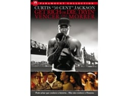 DVD Get Rich or Die Trying - Vencer ou Morrer — De: Jim Sheridan | Com: 50 Cent, Joy Bryant, Adewale Akinnuoye-Agbaje
