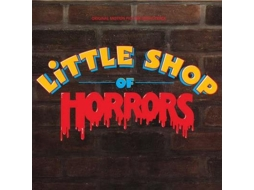 Vinil Varios - Little Shop Of Horrors OST — Banda Sonora