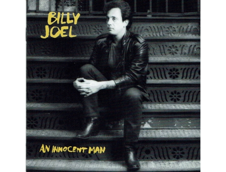 CD Billy Joel - An Innocent Man