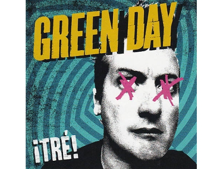 Vinil Green Day - Tre — Alternativa/Indie/Folk