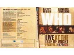 Blu-ray The Who - Live At The Isle Of Wight Festival 1970