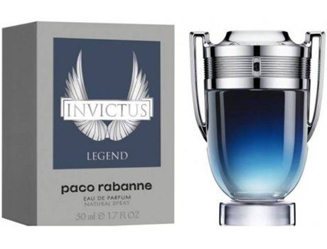 Perfume Homem Invictus Legend Paco Rabanne EDP (50 ml)