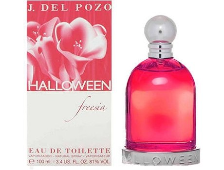 Perfume HALLOWEEN Fresia Woman Eau de Toilette (100 ml)