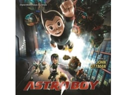 CD John Ottman - Astro Boy (Original Motion Picture Soundtrack)