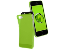Capa SBS Cool iPhone SE Verde Transparente — Compatibilidade:  iPhone SE Verde Transparente