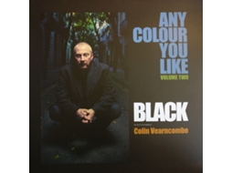Vinil Black  The Artist Also Known As - Colin Vearncombe
