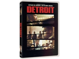 DVD Detroit — De: Kathryn Bigelow | Com: John Boyega. Anthony Mackie, Algee Smith
