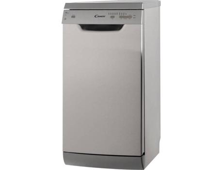 Máquina de Lavar Loiça CANDY CDP 1L 949 X (9 Conjuntos - 45 cm - Inox)