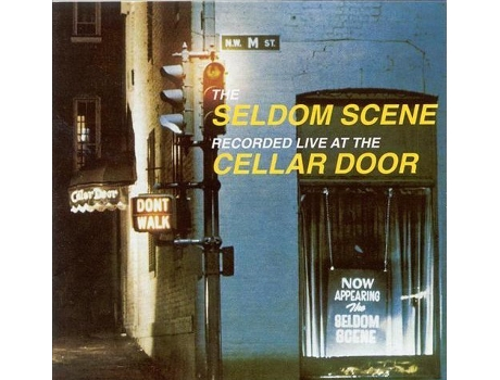 CD The Seldom Scene - Live At The Cellar Door