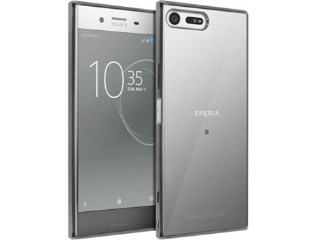 Capa MADE FOR XPERIA Bling Sony Xperia XZ Premium Preto — Compatibilidade: Sony Xperia XZ Premium