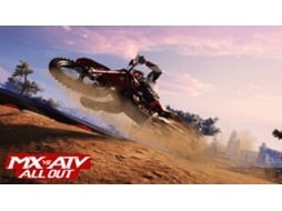 Jogo PS4 MX VS ATV All Out — Corridas | Idade mínima recomendada: 3