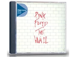CD Pink Floyd - The Wall — Pop-Rock