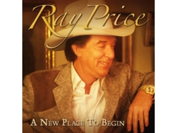 CD Price,Ray - A New Place to Begin (1CD)