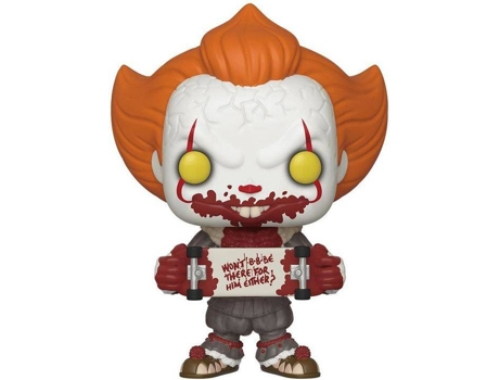 Figura FUNKO POP Movies: Pink Balloonz Pennywise