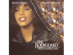 CD Ost Withney Houston-The Bodyguard — Pop-Rock