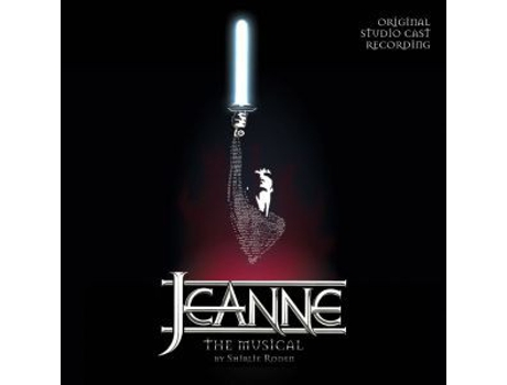 CD Shirlie Roden - Jeanne - The Musical (Original Studio Cast Recording)