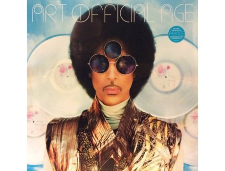 Vinil Prince - Art Official Age — Soul / Hip-Hop / ReB