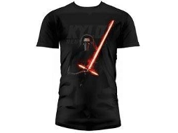 T-Shirt STAR WARS Sabre Kylo Ren Preta M — Star Wars