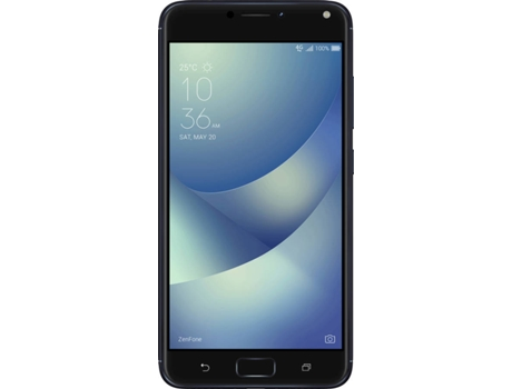"Smartphone ASUS Zenfone 4 32GB Max Deepsea Black — Android 7.0 / 5.5"" / Qualcomm Snapdragon 430 1.4 GHz"