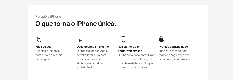 iPhone 12 Pro e iPhone 12 O que torna o iPhone único