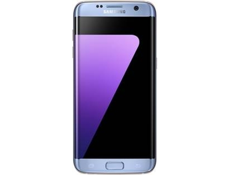 Smartphone SAMSUNG Galaxy S7 Edge Azul — Android 6.0 / 5.5'' / Octa-Core / 2.3+1.6 GHz