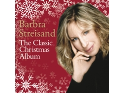 CD Barbra Streisand - The Classic Christmas Album — Pop-Rock