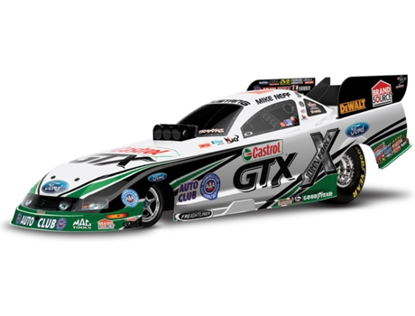 Carro RC TRAXXAS Funny Car Dragster