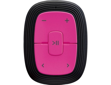 Leitor MP3 LENCO Xemio 245 Rosa — 2 GB