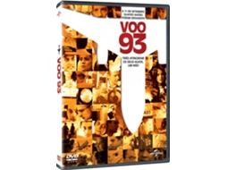 DVD Voo 93 — Do realizador Paul Greengrass