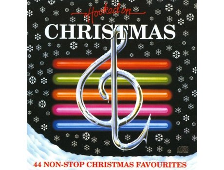 CD Paul Brooks  - Hooked On Christmas