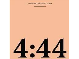 CD Jay-Z - 4:44 — Soul / Hip-Hop / ReB