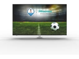 TV LED 4K Ultra HD 50'' HISENSE 50U7A — 4K Ultra HD