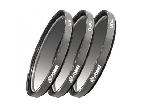 Kit Filtros FOMEI UV/C-PL/4 58mm — 58 mm