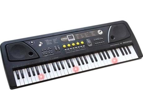REIG - Brinquedo Musical Orgão REIG Function Tracked