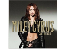 CD Miley Cyrus - Cant Be Tamed — Pop-Rock