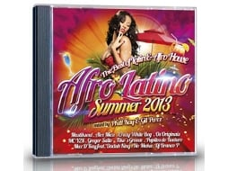 CD Vários-Afro Latino Summer 2013 - Mixed By Phill Kay & Gil Perez — Música do Mundo