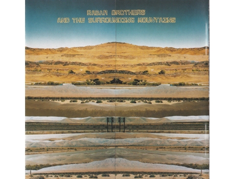 CD Radar Brothers - And The Surrounding Mountains