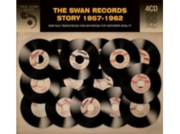 CD The Swan Records Story 1957-1962