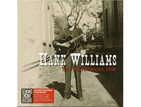 Vinil Hank Williams - The First Recordings Of Ginette Neveu / The Complete Recordings Of Josef Hassid (1CDs)