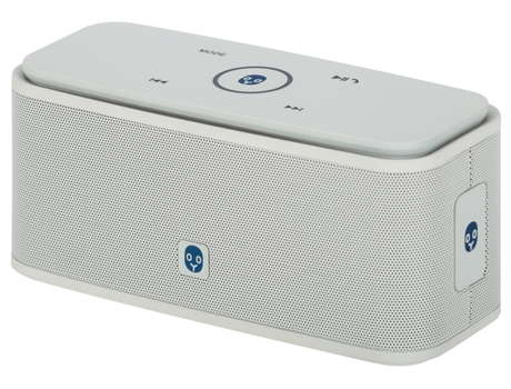 Coluna Bluetooth GOODIS Snow — Bluetooth 4.0 | 6W