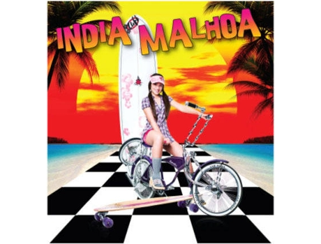 CD India Malhoa - India Malhoa — Pop-Rock