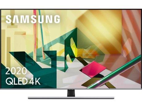 TV SAMSUNG QE55Q75T (QLED - 55'' - 140 cm - 4K Ultra HD - Smart TV) — Top Performance