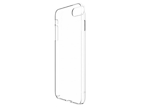 Capa JUST MOBILE TENC iPhone 7 Plus, 8 Plus Transparente — Compatibilidade: iPhone 7 Plus, 8 Plus