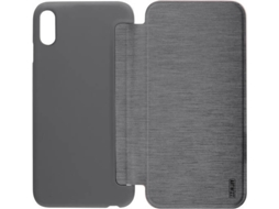 Capa ARTWIZZ Smartjacket Titan iPhone X Cinza — Compatibilidade: iPhone X