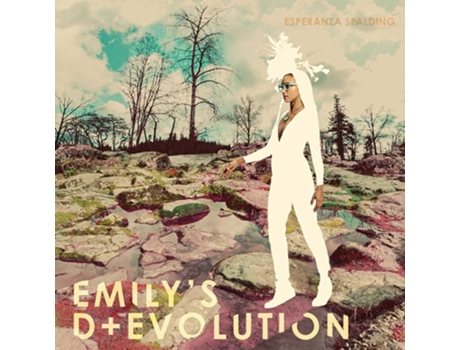 CD Esperanza Spalding - Emily's D+Evolutio — Jazz