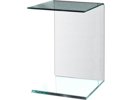 Mesa Apoio Bhp B154040 Vidro Transparente Wortenpt