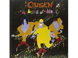 Vinil Queen - A Kind Of Magic — Pop-Rock
