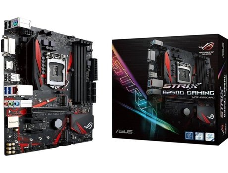 Motherboard ASUS Strix B250G Gaming — LGA1151 | B250