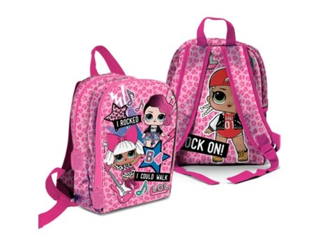 Mochila GENER LOL Surprise I Rocket 32cm